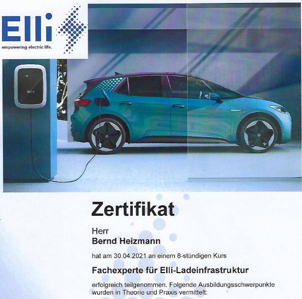 Zertifizierung Für VW Und Škoda Elektro-Ladestationen